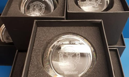 Engraved Sports Awards