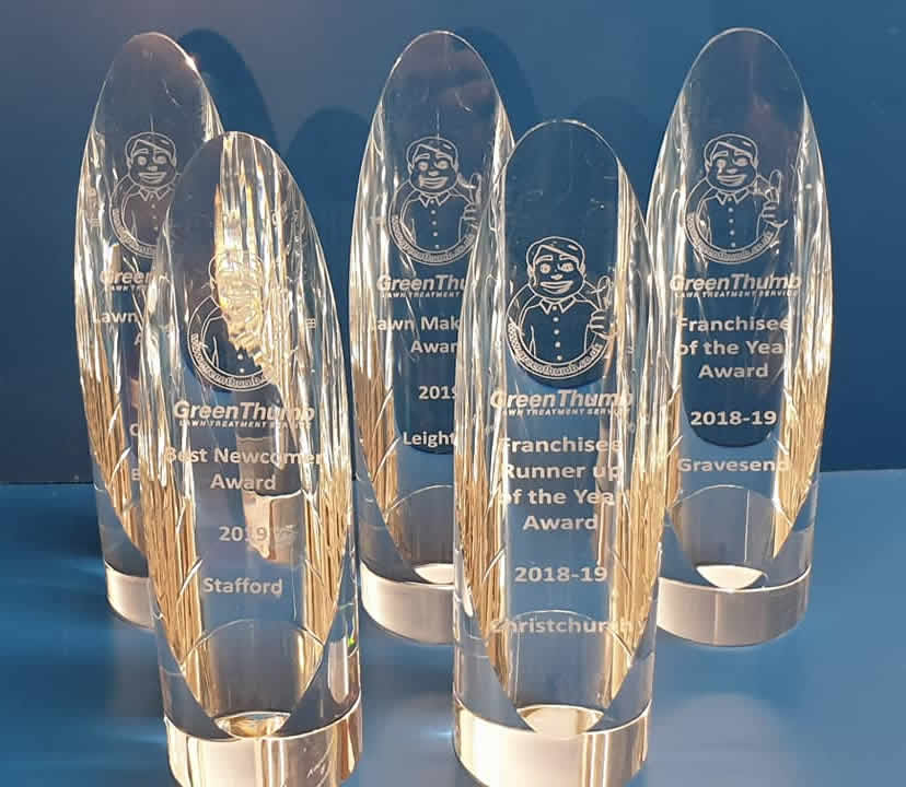 Glass Trophies Engraving